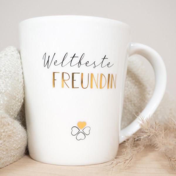 Kaffeebecher beste Freundin