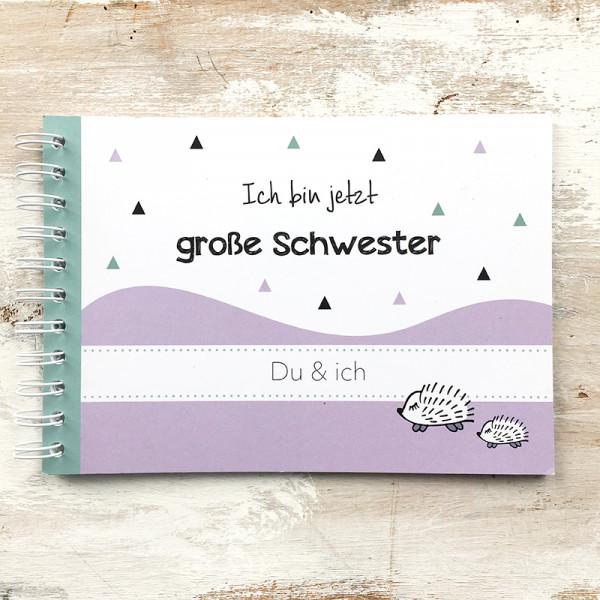 """Geschwisterbuch """"Große Schwester"""""""