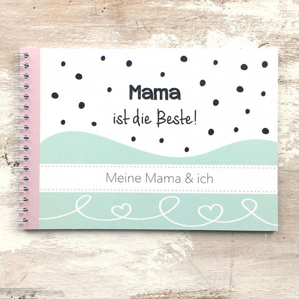 """Erinnerungsbuch """"Meine Mama und ich"""""""