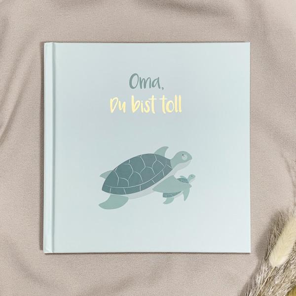 Geschenkbuch für Oma, Cover