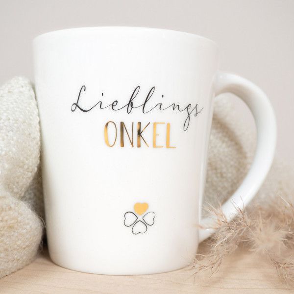 Kaffeebecher Onkel
