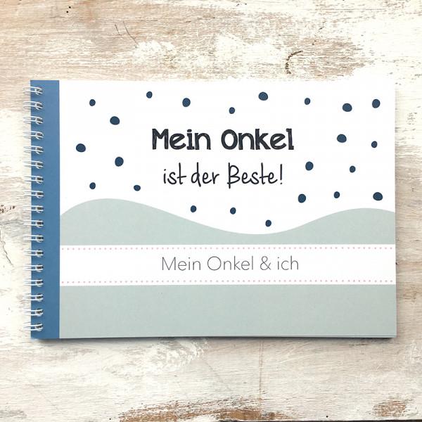 """Erinnerungsbuch """"Mein Onkel und ich"""""""