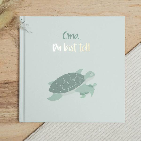 Geschenkbuch für Oma Cover