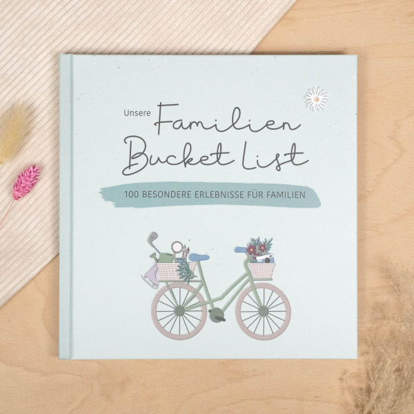 Bucket List Familie Cover