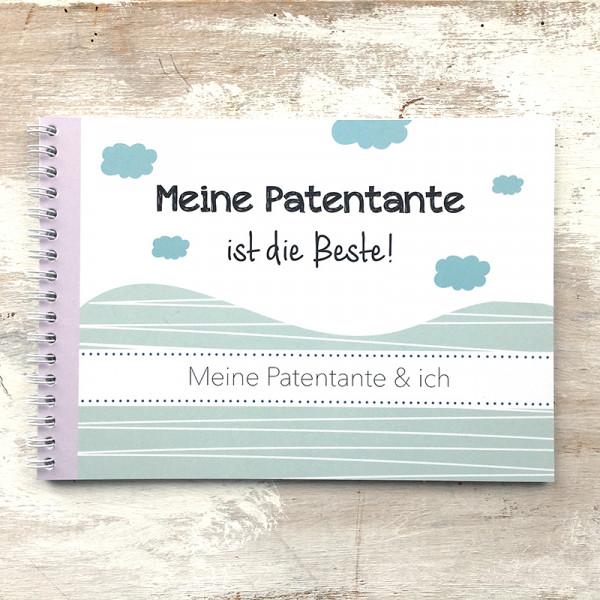 """Erinnerungsbuch """"Meine Patentante und ich"""""""