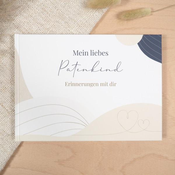 """Erinnerungsalbum """"Mein liebes Patenkind"""""""