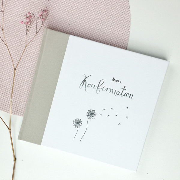 """Gästebuch """"Meine Konfirmation"""""""