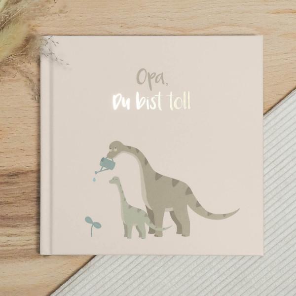Geschenkbuch für Opa Cover