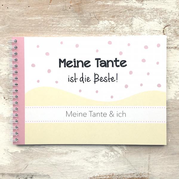 """Erinnerungsbuch """"Meine Tante und ich"""""""