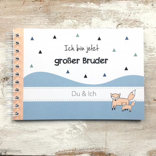 """Geschwisterbuch """"Großer Bruder"""""""