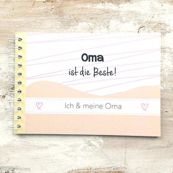 """Erinnerungsbuch """"Ich und meine Oma"""""""