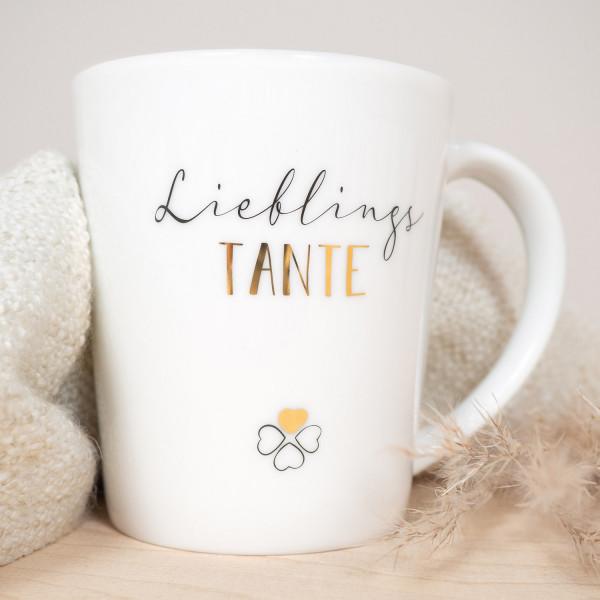Kaffeebecher Tante