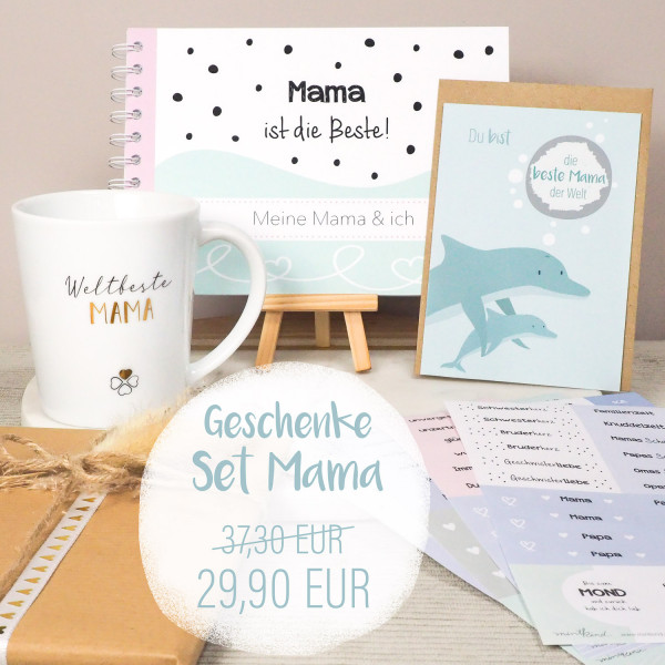 Geschenke Set Mama